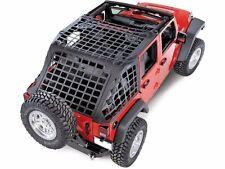 Smittybilt C.RES Full Cargo Net Cover 2007-2017 4dr Jeep Wrangler JK 581035