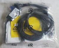 DELL USB 520-294-504 SIP 0UF366 00R717 02R512 KVM Cable Kit NEW Sealed OEM Genui
