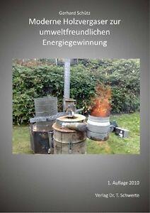 Holzvergaser zur umweltfreundlichen Energiegewinnung