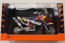 KTM Rally 450 2014 Red Bull Coma No:2 1:12 scale motocross model dirt bike