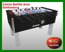 Calcio Balilla ARES (gettoniera) - CALCETTO CON GETTONIERA - BILIARDINO - NUOVO