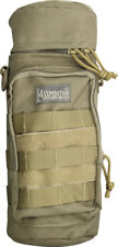 "Maxpedition Bottle Holder Khaki 0323K This 12"" x 5"" bottle holder will hold a ta"