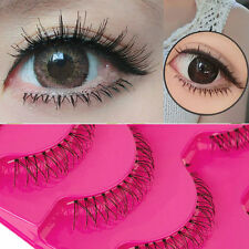 New Fashion Fake False Eyelashes 5 Pairs Bottom/Under/Lower Different Eye Lashes