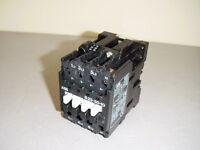 ABB B25C-F Contactor 3 Pole Breaker 24V 60Hz 50Hz