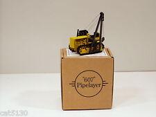 Caterpillar D6 Crawler w/ 607 Pipelayer - 1/48 - Brass - CCM - 100 Made