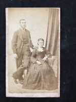 Victorian Carte De Visite CDV: Family: Jamieson: Edinburgh