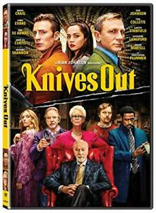 Knives Out Buy 3 get 2 free!