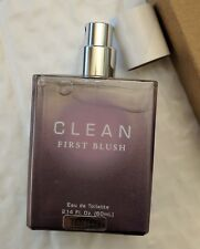 Clean First Blush Eau De Toilette Spray (TST) BNIB by Clean 2.14 oz
