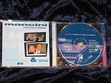 Henry Mancini Film Music CD Breakfast At Tiffany's & Arabesque 1999 EX/EX