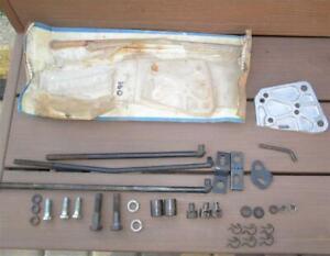 NOS Mr. Gasket Vertigate 4 Speed Shifter Installation Kit Saginaw Transmission