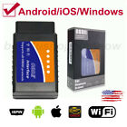 Elm327 Wifi Obd2 Obdii Car Diagnostic Scanner Code Reader Tool For Android Ios