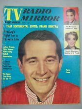 TV RADIO MIRROR DECEMBER 1957 PRESLEY PRIVATE LIGHT PERRY COMO HAL MARCH