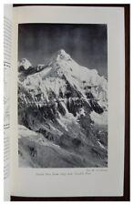 1928 Mountaineering - EARLY HIMALAYA EXEDITION - NANDA DEVI - Western Tibet - 05