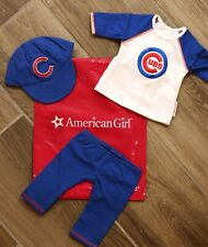 Chicago Cubs American Girl Doll Outfit 2011