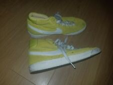 Nike Blazer Mid Suede Vintage Laced With White Logo High  UK Size 7.5