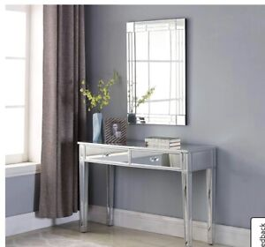 Karie Mirrored Vanity Table