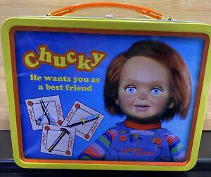 Chucky Lunch Box