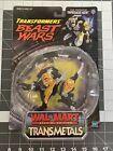 Transformers Beast Wars Transmetals TRIPREDACUS AGENT Walmart Edition Sealed