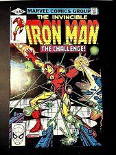 IRON MAN 134 (Marvel 5/80 9.0 non-CGC) NR! TITANIUM MAN!! BETHANY CABE!!