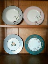 """GREAT PRICE Lot of four 7"""" PLATE STEWART HOUSE CALIFORNIA FINE CHINA"""
