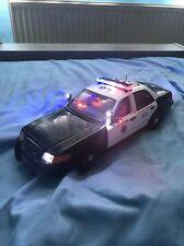 1/18 Auto della Polizia Diecast