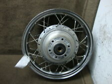 87 SUZUKI LS650 LS 650 SAVAGE WHEEL RIM, REAR, STRAIGHT!! #XA28