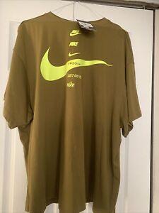NWT Nike Womens T Shirt sz 2X