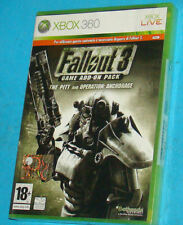 Fallout 3 Expansion: The Pitt and Operation Anchorage - Microsoft XBOX 360 - PAL
