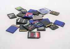 8GB SD Digital Memory Photo Card Test Work Already Format