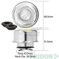 TRIDON OIL CAP FOR Ford Falcon - 6 Cyl XE - XF 03/82-02/88 6 3.3L - 4.1L TOC540
