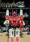 Takara TRANSFORMERS C-324 and 327 STAR SABER VICTORY LEO VICTORY SABER with box