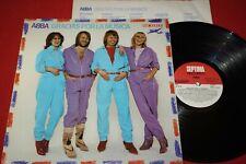 ABBA Gracias Por La Musica / Spanish Swedish LP 1980 SEPTIMA RECORDS SRLM 1