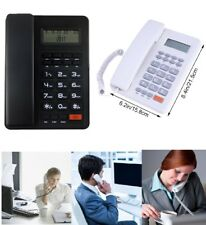 Home Office Desktop Corded Telephone Phone Mute Home Office Hotel Call Center Us