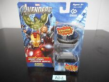 MARVEL AVENGERS ELECTRONIC LIGHT & SOUND IRON MAN POWER BAND A2-2