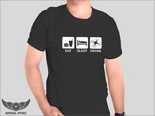 Eat Sleep Drone T-Shirt S, M, L, XL DJI Phantom 3 4 Mavic Spark Yuneec Typhoon H