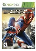 The Amazing Spider-Man Xbox 360 Kids Game 1 Marvel Avengers Collectible