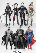 DC COMICS BIG BARDA WONDER WOMAN BATMAN Catwoman  SUPERMAN Harley Quinn