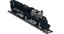 Lego Custom Instruction Train ( instruction only)
