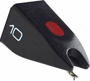 Ortofon 10 Replacement Stylus -for Super OM 10 - Genuine Needle