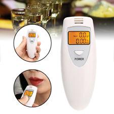 Digital Alcohol Breath Tester LCD Breathalyzer Analyzer Detector Testing Pocket