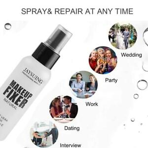 Setting Spray Matte Finishing Spray Oil-control Natural Long Lasting W4R6
