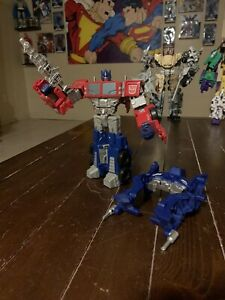 Transformers Combiner Wars Generations Voyager Class Optimus Prime Figure
