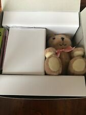 SAMANTHA american girl doll BEDTIME ACCESSORIES bear MUSIC BOX plays music book