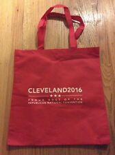 2015 1st Republican Presidential Debate Host Committee Cleveland 2016 Tote Bag