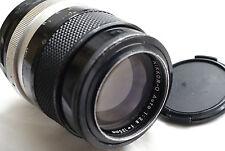 "NIKON NIKKOR-Q NIPPON KOGAKU 135mm f2.8 ""NON AI"" for mirrorles cameras  JAPAN"