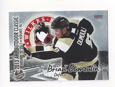 2012-13 AHL Outdoor Classic Brian Dumoulin