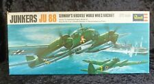 Revell Junkers JU 88 1:72 Scale Aircraft Model Kit