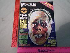 1969 Famous Monsters of Filmland A Warren Magazine  Mummy Mummies Horror