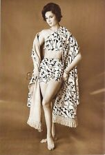 1940s-60s Sepia (4 x 6) Repro Semi Nude Pinup RP- Bathing