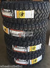 4 New 40x15.50R24 RBP Repulsor MT Tires 40 15.50 24 R24 LRE Offroad Sale